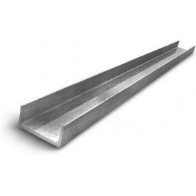 Швеллер горячекатаный стальной 10 6 м