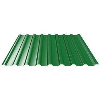 Профнастил С-10 зеленый