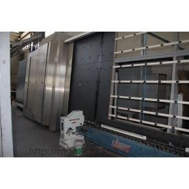 Комплект обладнання для виробництва склопакетів Lisec 2500*3500