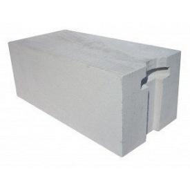 Газобетонний блок Ju-Ton Еко D-400 250*200*600 мм