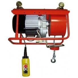 Таль электрическая с ручным передвижением KX-300S 1,45 кВт 220 в
