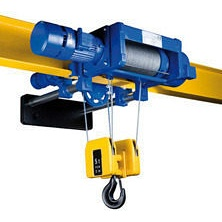 Таль электрическая канатная стационарная Podemcrane M740 8 т