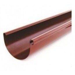 Водосток Bryza коричневый