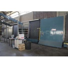 Комплект обладнання для виробництва склопакетів Lisec