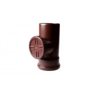 Ревизия Profil 75 мм коричневая