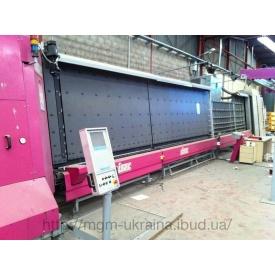 Стеклопакетная линия Lisec 1600*2500 с газ прессом