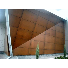HPL панель для фасада FunderMax Exterior F 2*2140*1060 мм