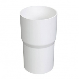 З'єднувач водостічної труби Plastmo 110 мм