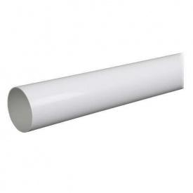 Труба водостічна Plastmo 75 мм 4 м