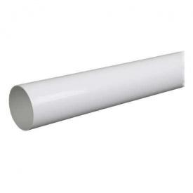 Труба водостічна Plastmo 90 мм 4 м