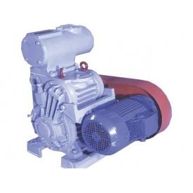 Насос вакуумный золотниковый АВЗ-125Д 15 кВт 1070*875*1055 мм