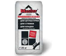 Цементно-песчаная смесь Master Clasik 25 кг