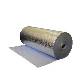 Отражающая теплоизоляция Пенофол фольга 3 мм 1*50 м