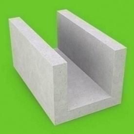 Газобетонний U-блок Стоунлайт 500х200х280 мм 1 сорт