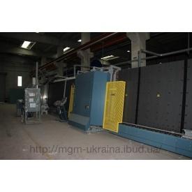 Стеклопакетная линия Lisec 2000*2500 с газ прессом