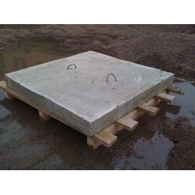 Плита тротуарная 6П8 1000*500*60 мм