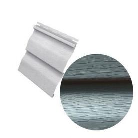 Сайдинг Royal Europa Residential blue gray з подвійним зламом
