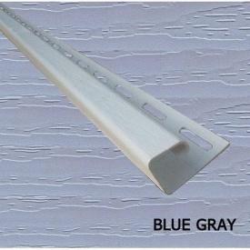 Планка боковая J 1/2 Royal Europa blue gray 3810 мм