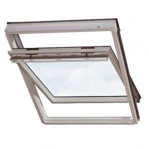 Мансардное окно VELUX GGU 0073 С04 деревянное 55х98 см