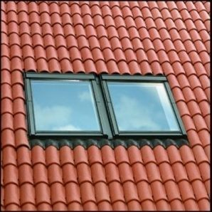 Комбінований комір VELUX EKS 0021 ЅК08 для мансардних вікон 114х140 см
