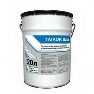 Упрочняющая пропитка ТехноНИКОЛЬ Taikor Base 20 л