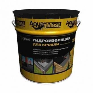 Мастика битумно-резиновая ТехноНИКОЛЬ AquaMast 3 кг
