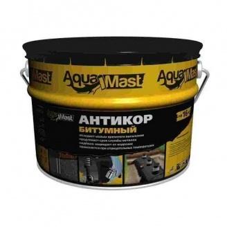 Мастика битумно-полимерная антикоррозионная ТехноНИКОЛЬ AquaMast 2.4 кг