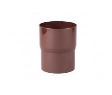Соединитель водосточной трубы Profil 90 75 мм