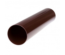 Труба водосточная Profil 100 мм 3 м