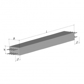 Пояс обвязочный сборно-монолитный ПС-5 67596 ТМ «Бетон от Ковальской»