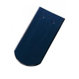 Керамічна черепиця Tondach Бобровка ОК Австрія 400х190 мм синя