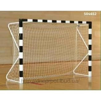 Ворота для минифутбола с сеткой Sport System