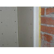 Звукоизолирующая панельная система ЗИПС Вектор начального уровня 500х1500х40 мм