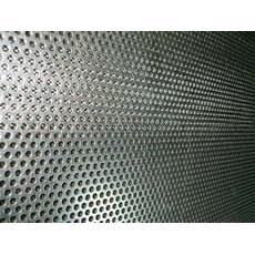 Негорюча панель в оцинкованій перфорованої касеті Саундлюкс-Техно 2500х300х40 мм