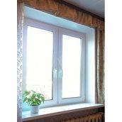 Вікно кухонне з профілю VIKNAROFF Fenster 400 1300х1400 мм