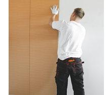 Монтаж стеновых панелей Isotex Decor