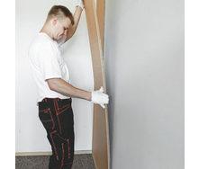 Установка стеновых панелей Isotex Timber