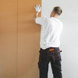 Монтаж стінових панелей Isotex Decor