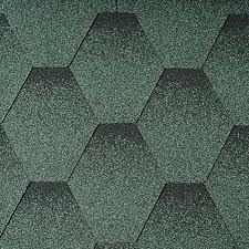 Битумная черепица Акваизол Мозаика