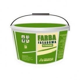 Краска фасадная силиконовая Greinplast FX