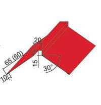 Планка конька Арсенал-Центр ПК-3 65 мм