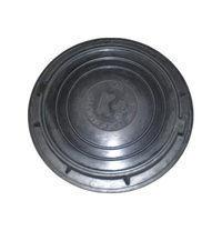 Люк чугунный канализационный облегченный ПЛ-1 2,5 т (1.02)