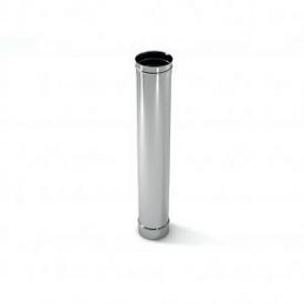 Труба дымохода в кожухе из оцинковки 170 240 мм 0,6 мм