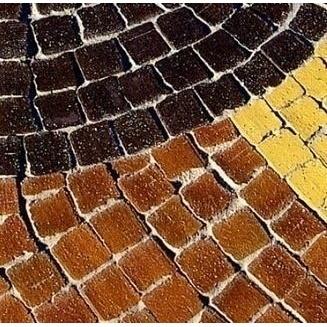 Клинкерная брусчатка Muhr Klinker Kleinpflasterklinker 60х60х65 мм