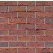 Клинкерная плитка Muhr Klinker LI-NF 04 Rotbraun-bunt rustik 240х14х71 мм