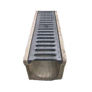 Ливнеприемная решетка 126х485х20 мм (9.04.1)