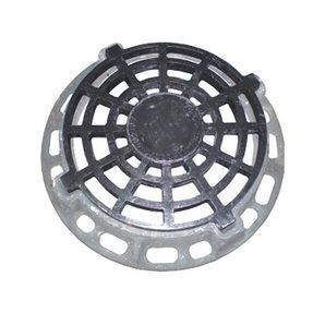 Дощоприймач чавунний круглий ДК-1 26 т (4.05)