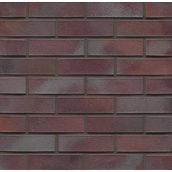 Клинкерная плитка Muhr Klinker LI-NF 10 Violettblau geflammt glatt 240х14х71 мм