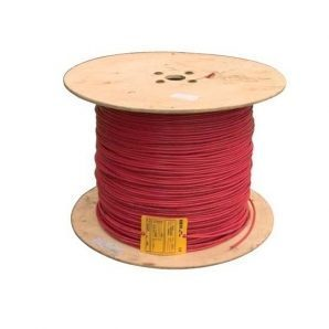 Нагревательный кабель одножильный на бобинах DEVI DEVIbasic ™ 168 Вт