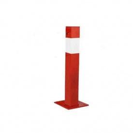 Стовпчик паркувальний Імпекс-Груп ПО-1 600 мм червоний